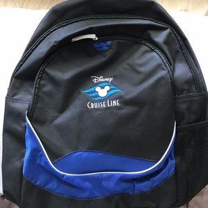 Disney cruise line full size backpack